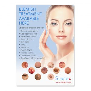 Advanced Blemish Removal Poster